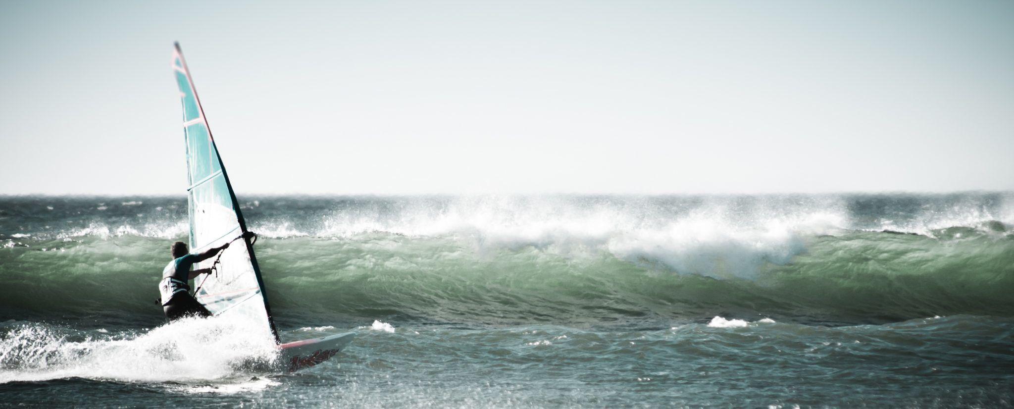 Windsurfing Paternoster